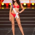 Miss Ukraine Olga Storozhenko in Bikini at Miss Universe 2013