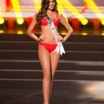 Miss Venezuela Maria Gabriela Isler in Bikini at Miss Universe 2013