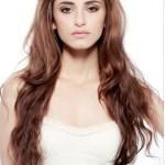 Beautiful Serah Singh giving a Blonde Look