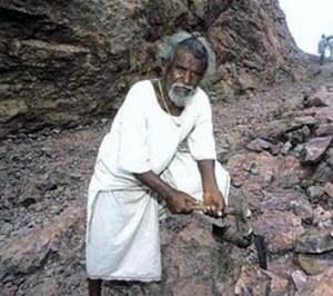 Dashrath Manjhi is popularly known as Mountain Man