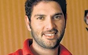 Yuvraj Singh, the flamboyant Indian Cricketer