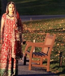 Rani Mukherjee in Bridal Outfit