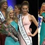Olivia Aspland Miss Sweden crowning Moments