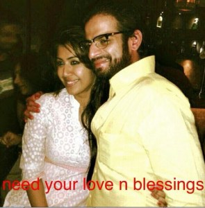 Ankita Bhargava and Karan Patel make a good couple