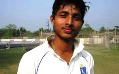 Ankit Keshri succumbed to injuries during taking a catch