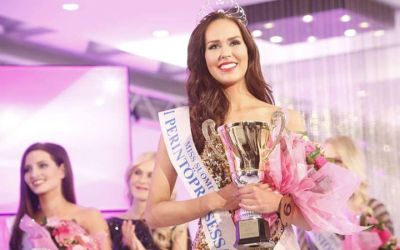 Carola Miller Miss Finland 2015 1st Runner Up
