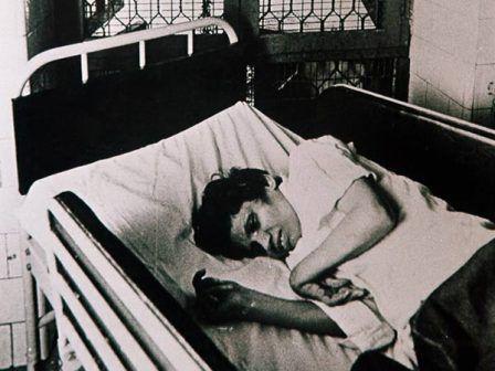Aruna Shanbaug was Bed Ridden since 1973