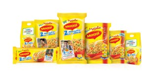 Maggi's Instant Noodles are widely consumed in India and is a food of choice for millions