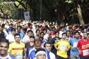 Participants of TCS World 10K Run 2014