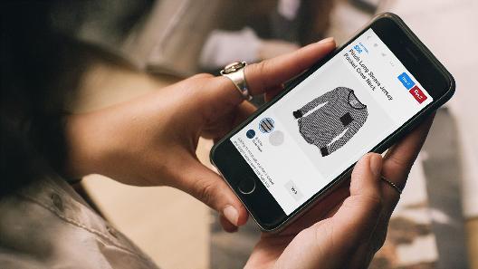 The Pinterest Buyit button allows express Checkout