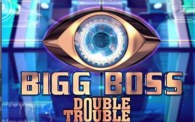 Bigg Boss 9 Double Trouble Logo unveiled