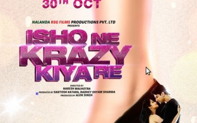 Film Poster of Ishq ne Crazy Kiya Re