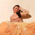 Nataliya Kozhenova during a Hot Photoshoot