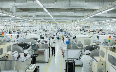 Xiaomi factory