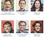 Infosys prize winners