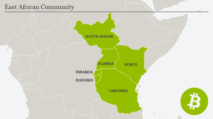 Bitcoin Adoption in Africa Hinders the EAC Plans for a Unified Currency