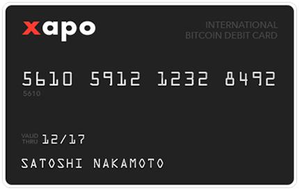 A Brief Glimpse at Seven Different Bitcoin Debit Cards Services and Fees