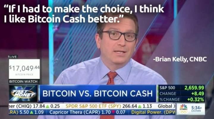 Bitcoin Cashが$ 1,000 USDに跳ね上がる