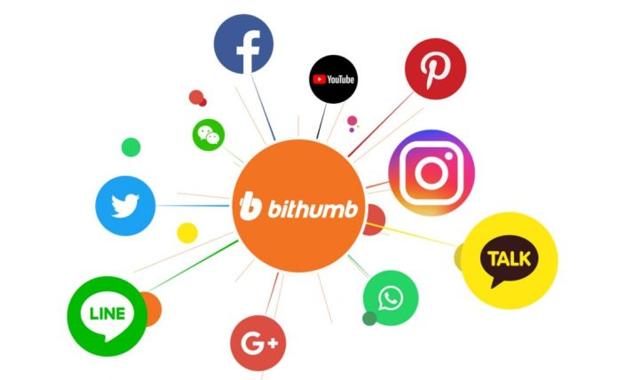 Korean Crypto Exchange Launching Social Media P2P Payment System