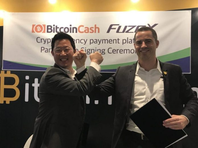 Fuze X Partners with Bitcoin.com - Adds BCH to Fuze X Cards, Drops BTC