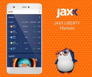 Decentral Launches Its New Cryptocurrency Wallet Jaxx Liberty in Beta