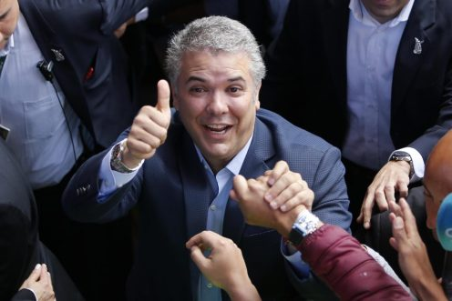 Colombia Crypto Exchange Asks New President for Banking Help