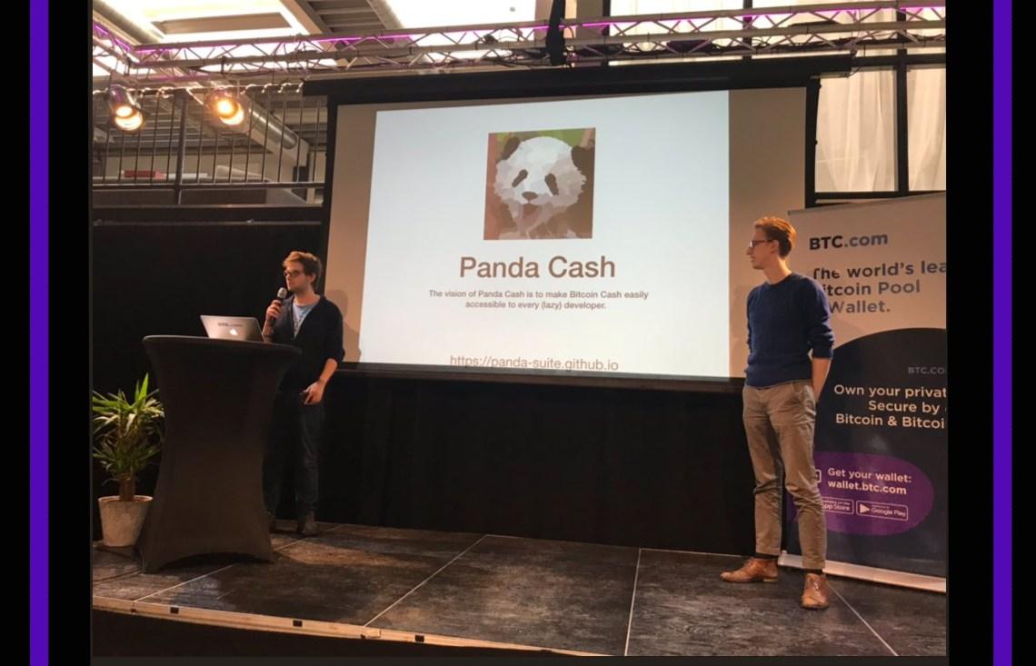 Pandacash Wins Grand Prize at BCH Devcon