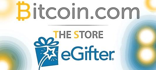 Bitcoin.comストアで何百ものトップブランドのギフトカードが提供される