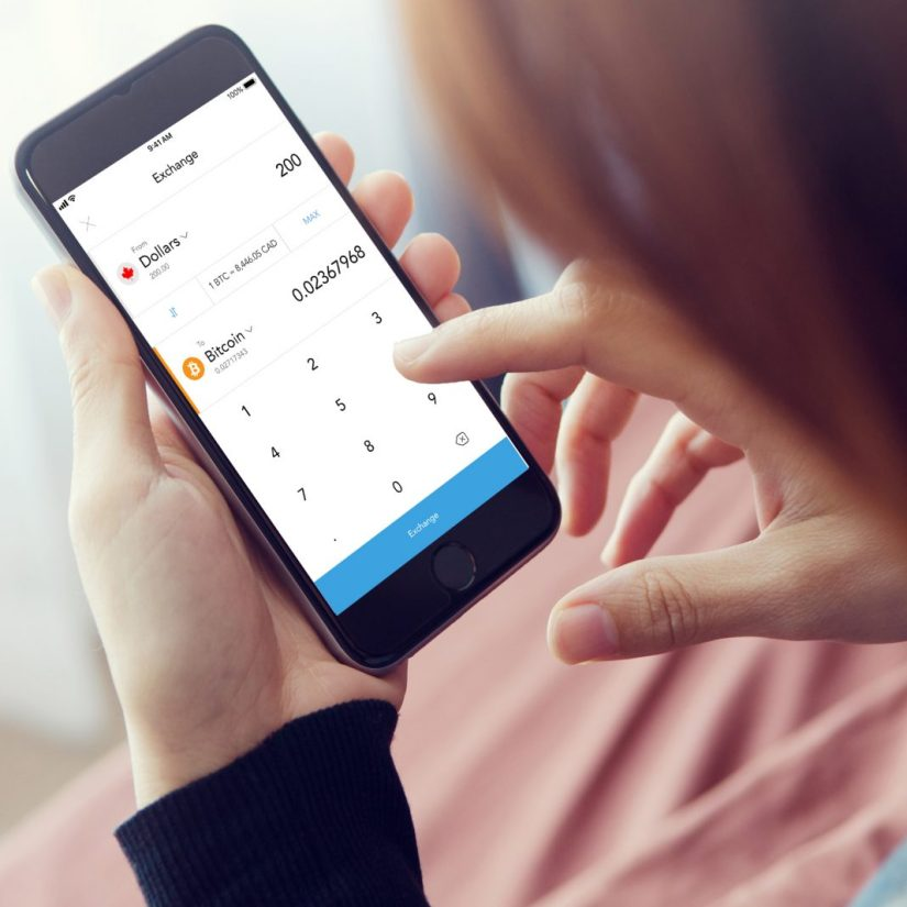 Shakepay App Turns Spare Change Into Fractions of BTC