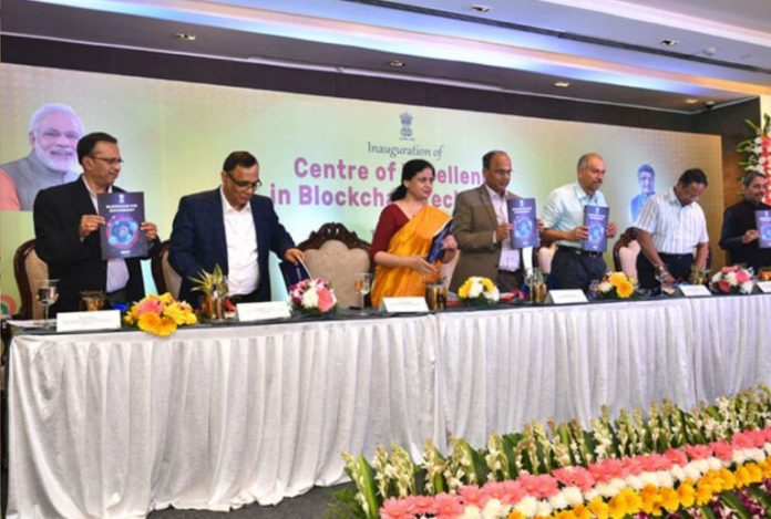 Indian Minister Augurates Blockchain Center of Excellence in Bengaluru