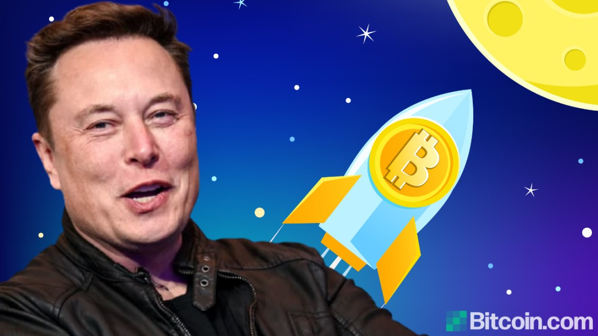Elon Musk Changes Twitter Profile to Bitcoin, Tweets 'It Was Inevitable' — BTC Price Skyrockets
