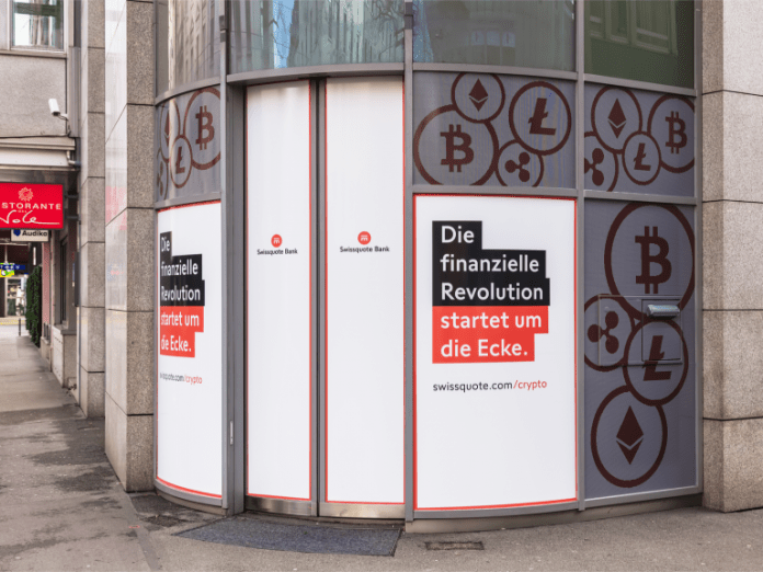 Online Bank Swissquote to Add Crypto Custodial Services