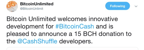 Bitcoin Cash Users Have Mixed Millions of Dollars Since Cashshuffle's Launch