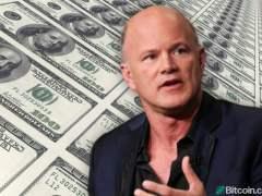 Novogratz: We Have Money-Printing Orgy Going on, Amazing Environment to Buy Bitcoin