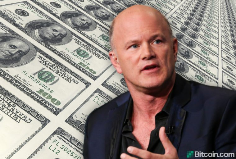 Novogratz: We Have Money-Printing Orgy Going on, Amazing Environment to Buy Bitcoin