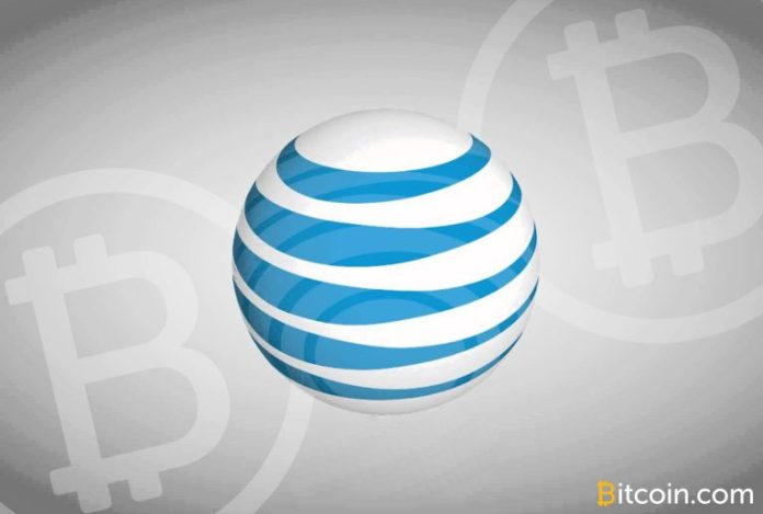 Telcom Giant AT&ampT Now Accepts Bitcoin Payments
