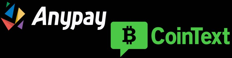 Anypay and Cointext Launch BCH-Powered Remittance Solution for Merchants