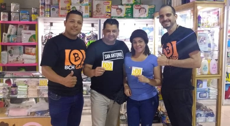 Venezuelan Mining Parts Supplier Coincoin Now Accepts Bitcoin Cash