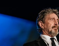 After Fleeing From the US Government John McAfee Warns His Enemies - Bitcoin News