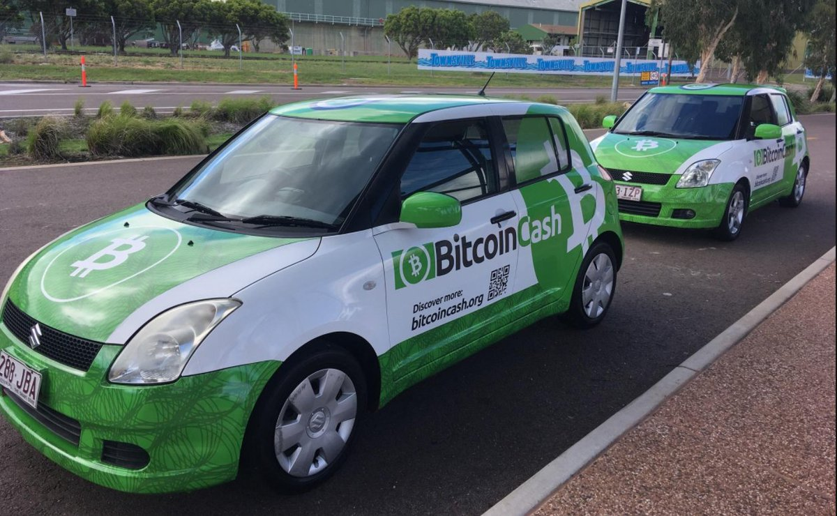 Bitcoin Cash Adoption Spreads Throughout North Queensland and Japan