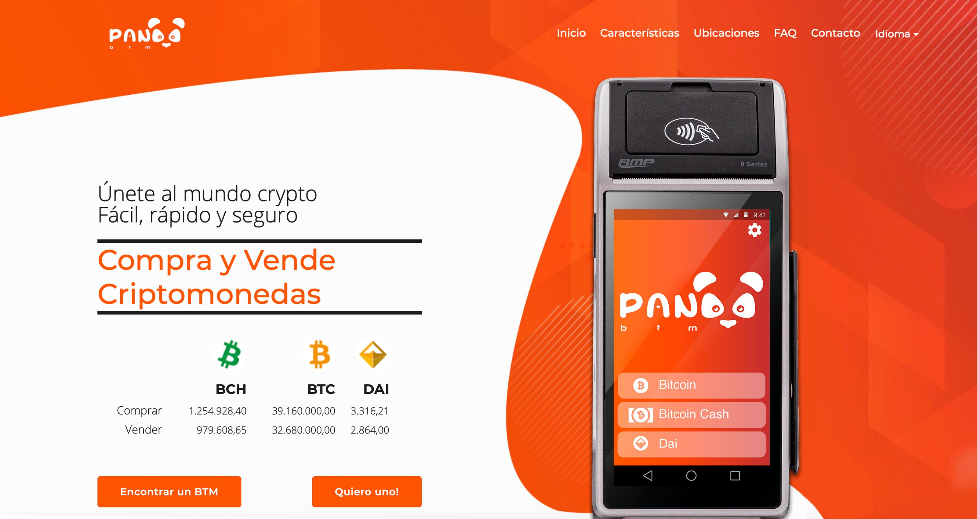 Panda Group's Crypto Terminals Offer Venezuelans a Bridge to Economic Prosperity