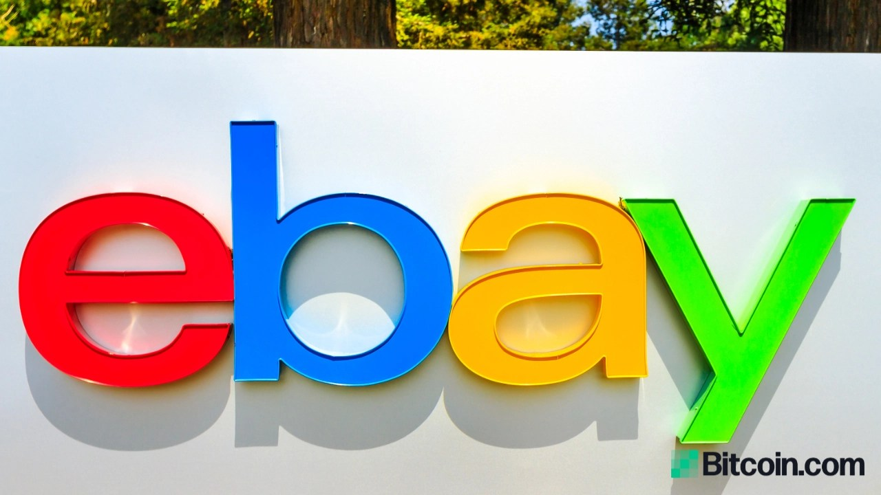 E-Commerce Giant Ebay Looking at Accepting Bitcoin for 187 Million Buyers, CEO Reveals