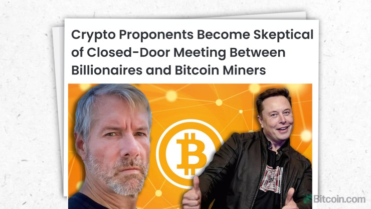 Anonymous Targets Elon Musk for Destroying Crypto Holders' Lives, Trying to Control Bitcoin