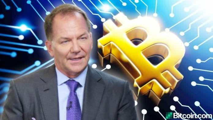Billionaire Hedge Fund Manager Paul Tudor Jones Expects Bitcoin's Market Cap to Grow Beyond $500 Billion