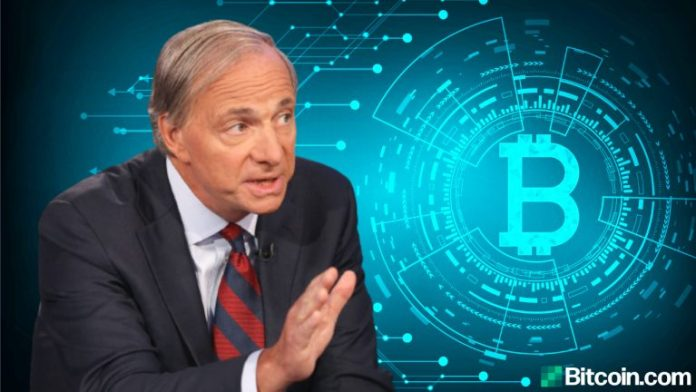 Founder of World's Largest Hedge Fund Ray Dalio Sees Bitcoin as Gold Alternative in Portfolios