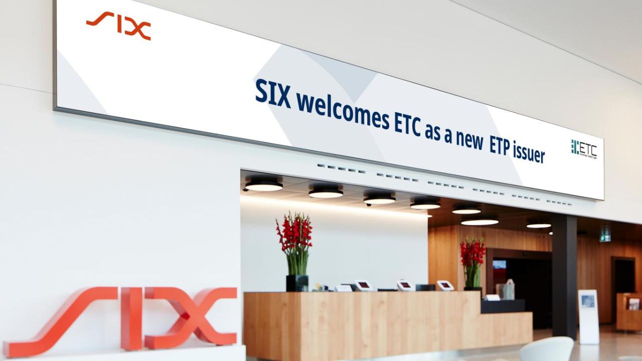 Swiss Stock Exchange's Crypto Trading Volume Soars — Hits Record $1.2 Billion