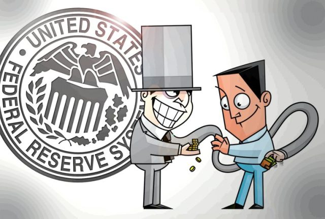 The Fed's Money Creation System Is Fueling One of the Biggest Heists in History