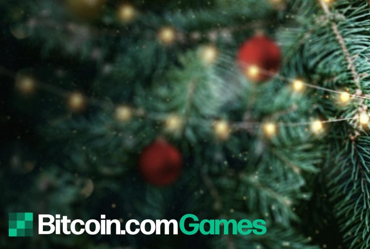 Christmas Comes Early for Bitcoin.com Games Players