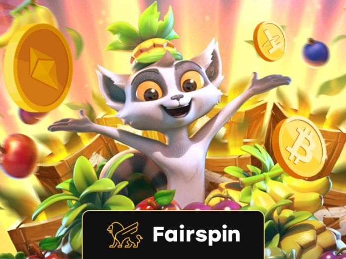 Fairspin Casino Players Won Over 40,000 ETH