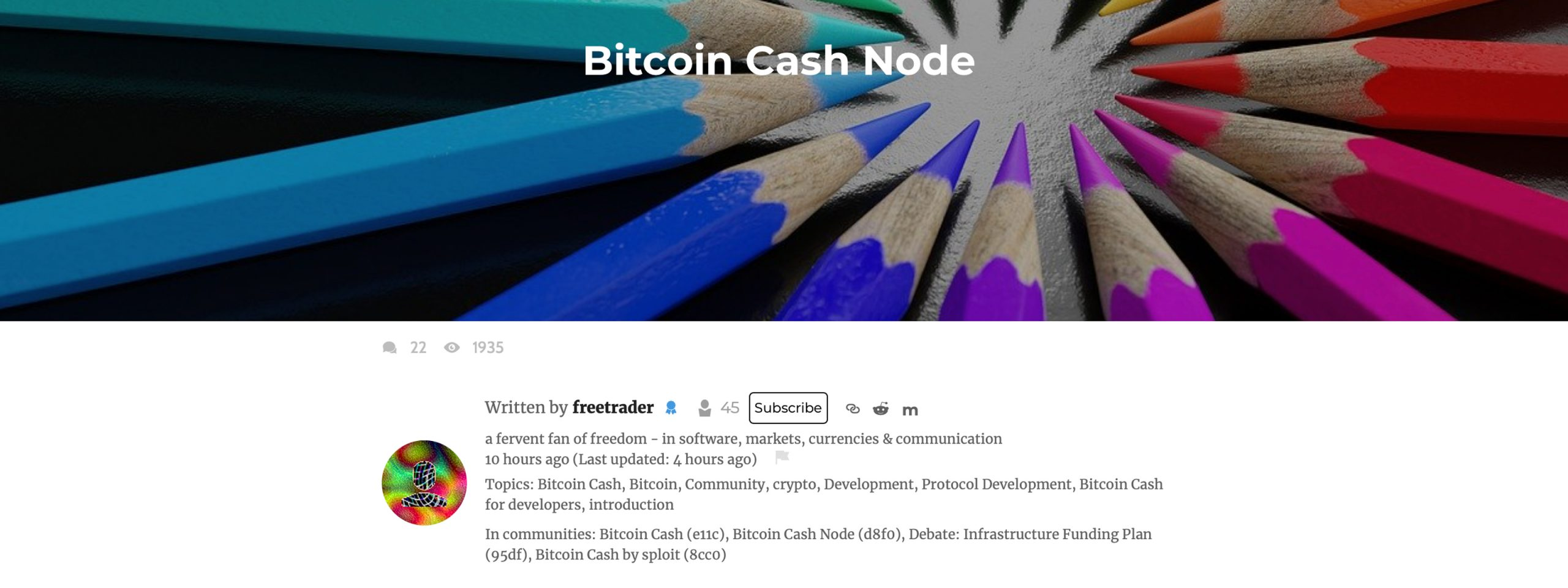 BCH Funding Debate: Developers Plan to Launch IFP-Free Version of Bitcoin ABC